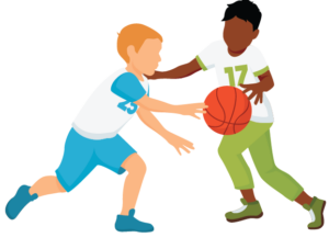 icon of children playing ball