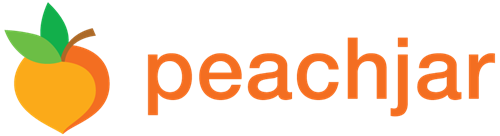 logotipo peachjar